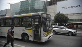 Ônibus do Rio de Janeiro (Fernando Frazão/Agência Brasil)