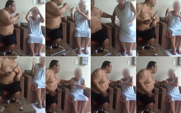 Idosa de 84 anos é agredida pelo próprio filho no Maranhão