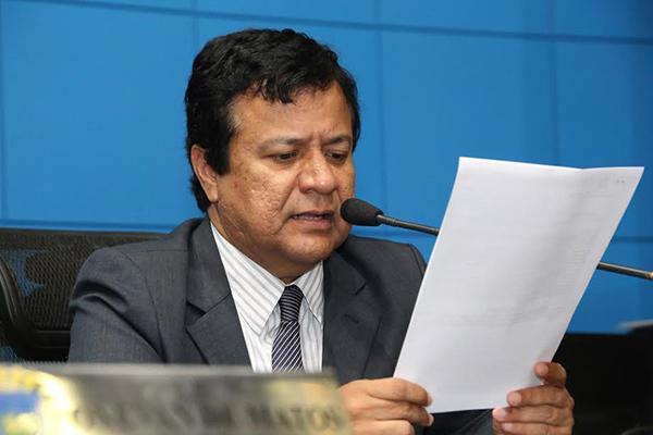 Deputado Amarildo Cruz