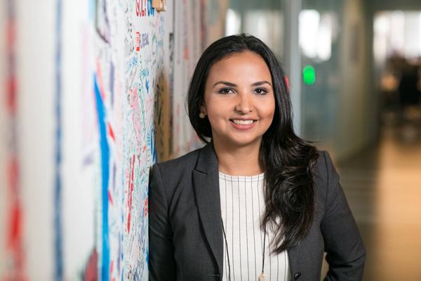 Camila Fusco, diretora de Empreendedorismo do Facebook para América Latina
