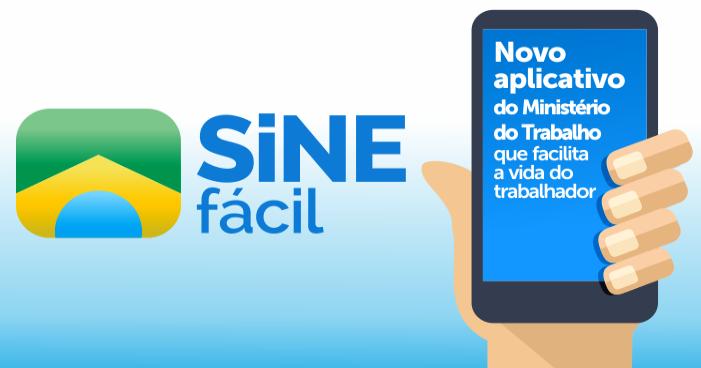 O Sine disponibiliza diariamente cerca de 50 mil vagas de emprego em todo o país, e todas elas poderão ser acessadas pelo aplicativo