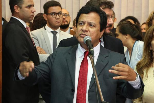 Precisamos saber a veracidade dessas denúncias para que, se preciso, sejam tomadas as devidas providências, pontuou Amarildo Cruz