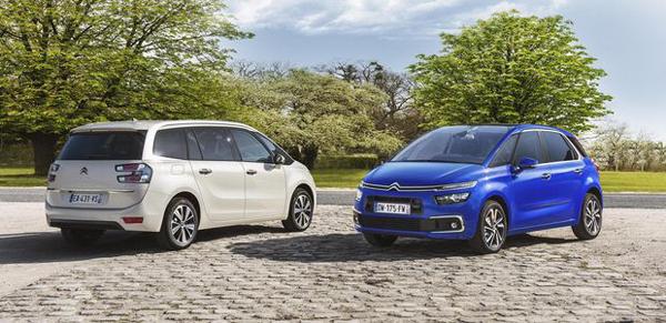 Com diversas mudanças, o modelo chega às concessionárias a partir de R$ 121.400 e o Novo Citroën Grand C4 Picasso parte de R$ 131.400