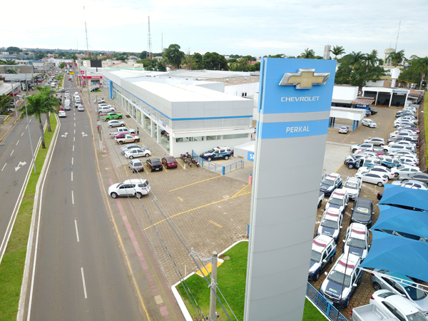 A Perkal, concessionária da marca Chjevrolet em Campo Grande conquistou pelo segundo ano consecutivo, a classificação A na avaliação feita pela General Motors, montadora da marca