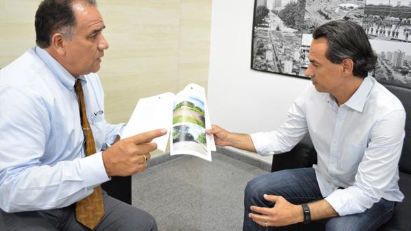 Para o secretário  Municipal do Meio Ambiente e Gestão Urbana (Semadur), José Marcos, Fonseca, a importancia do evento esta no somatório de forças entre as instituições