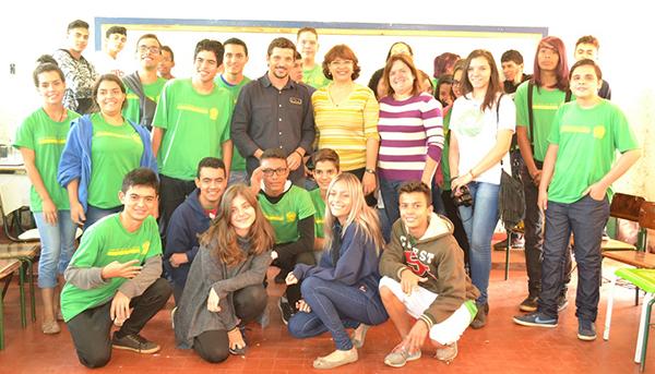 O primeiro encontro ocorreu nesta segunda-feira, 22, na Escola Estadual Rui Barbosa, que fica no bairro Santo Antônio