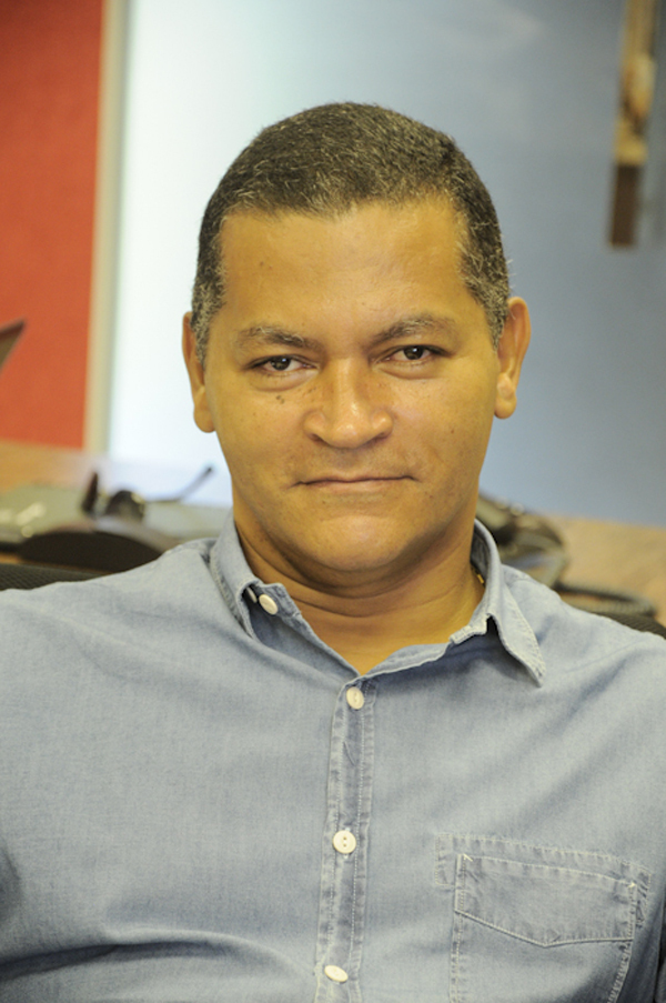 Wilson Aquino é jornalista e professor