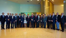 Embaixadores da União Europeia no Brasil fazem visita a Pernambuco para conhecer infraestrutura e avaliar parcerias