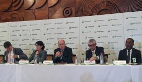 Diretoria da Petrobras apresenta resultado do primeiro trimestre da companhia