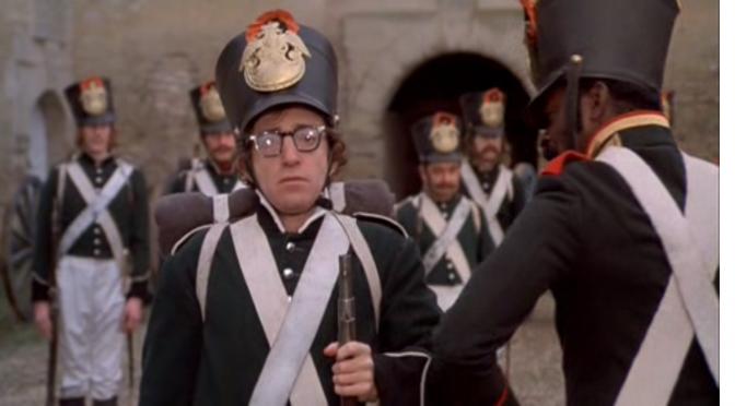 """A Última Noite de Boris Grushenko"""", de Woody Allen"""