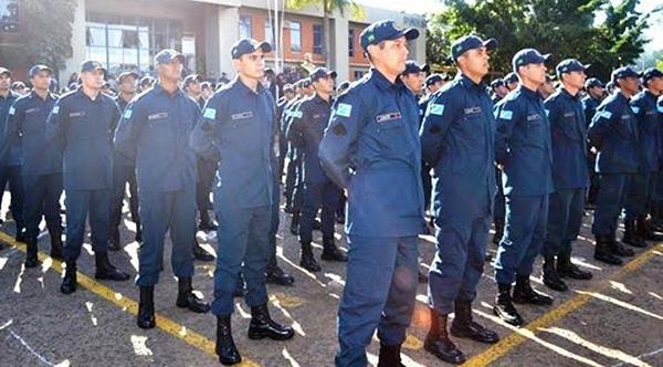 São policiais que exerciam função de cabo e foram promovidos a 3º sargento