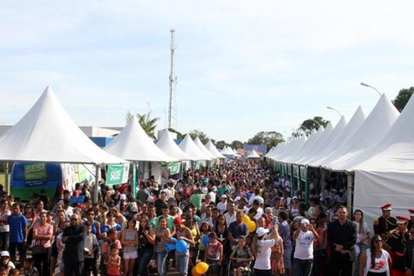 Evento oportunizou o desenvolvimento social do município
