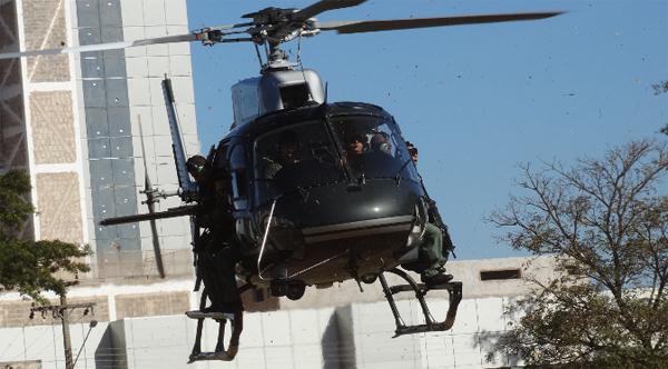O policiamento ativado no dia 20 de abril, tem como principal objetivo realizar policiamento ostensivo aéreo e dar apoio às unidades de segurança pública que atuam por terra
