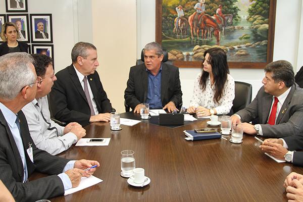 o deputado estadual Paulo Correa afirmou que é fundamental o auxílio técnico do TCE