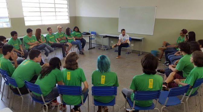 O evento prevê o aprimoramento das relações interpessoais entre escola e comunidade escolar