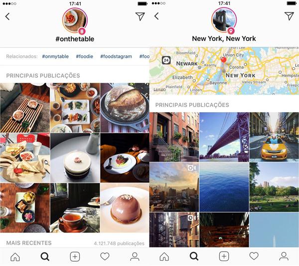 As duas novidades servem para aumentar as formas de encontrar conteúdos no aplicativo de fotos