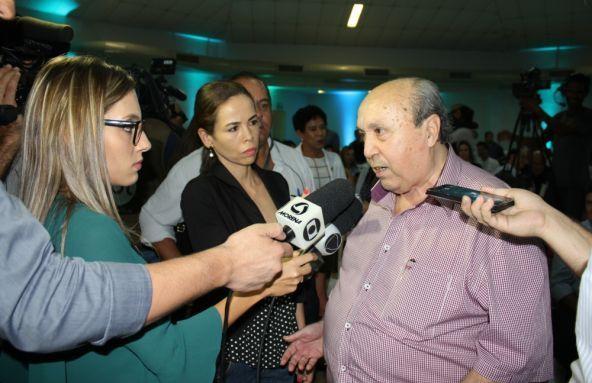 Presidente da Acrissul, Jonatan Pereira Barbosa