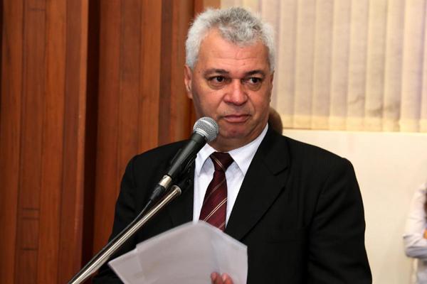 O deputado estadual Cabo Almi é o proponente da sessão solene