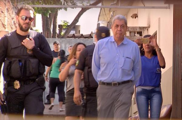 Ex-governador André Puccinelli tem até segunda-feira para fazer o pagamento de R$ 1 milhão