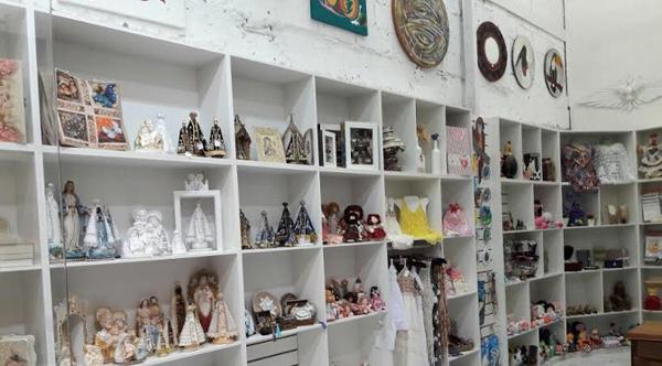 Feiras de artesanato e de produtos orgânicos é uma das ações desse movimento
