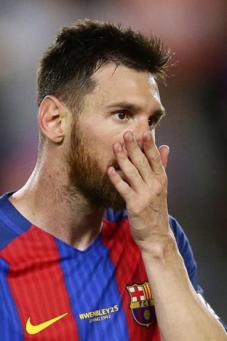 Lionel Messi, craque do Barcelona