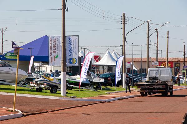 A Expoagro é uma tradicional feira agropecuária, realizada anualmente pelo Sindicato Rural de Dourados