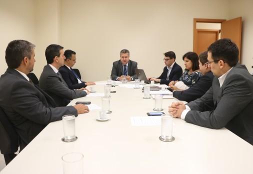 Primeira reunião de trabalho do Mutirão Carcerário