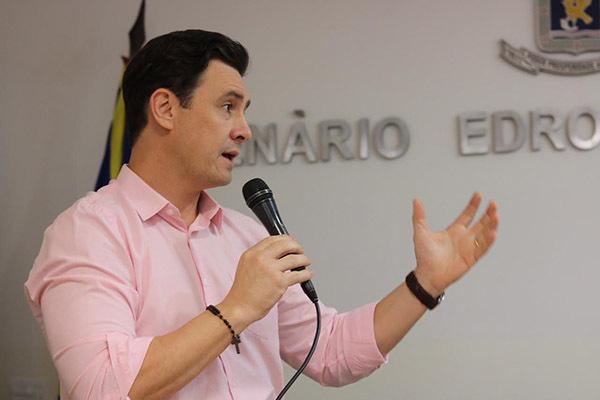 Vereador André Salineiro