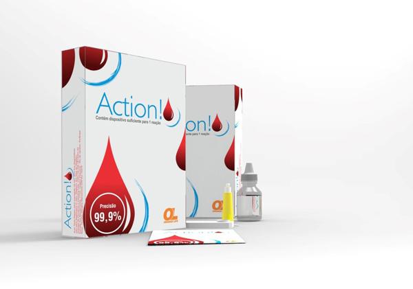 Teste rápido para detectar HIV é registrado pela Anvisa