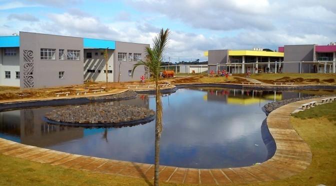 Campus da UEMS em Campo Grande