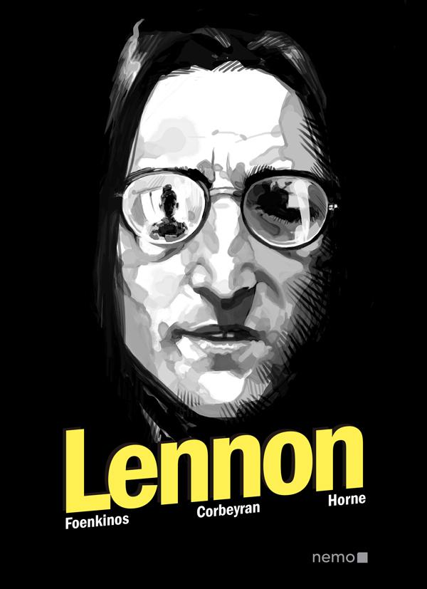 No livro, o escritor imaginou sessões entre Lennon e sua terapeuta para contar a história do músico desde sua infância até se tornar parte de um dos maiores fenômenos pop de todos os tempos