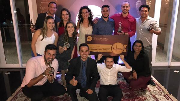 Vencedores da edição 2017 do Prêmio Morena de Criação Publicitária