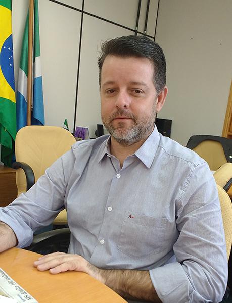 Superintendente da SRT/MS, Vladimir Benedito Struck