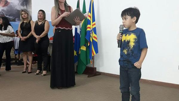 Com 60 inscritos, o concurso envolveu alunos da Educação Infantil até 9 º ano do Ensino Fundamental