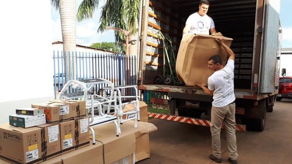 Aparelhos foram entregues no CRS Nova Bahia e na UPA Coronel Antonino