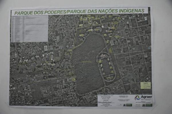 O Parque dos Poderes abriga as mais importantes entidades dos três poderes e o das Nações Indígenas é considerado o maior parque urbano do mundo