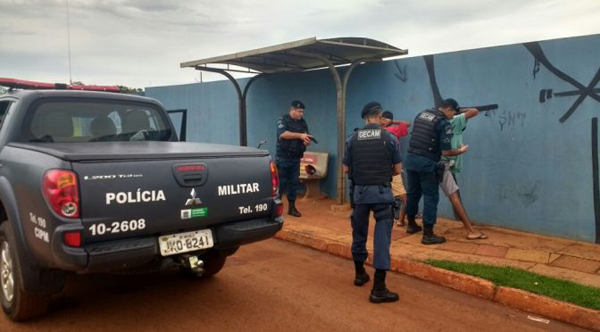 O trabalho realizado pela Polícia Militar de Mato Grosso do Sul (PMMS) conta com importante apoio da sociedade