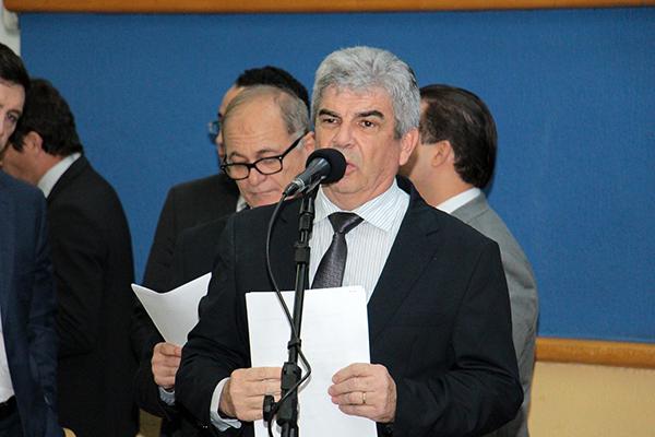 Vereador Francisco Gonçalves de Carvalho (PSB)