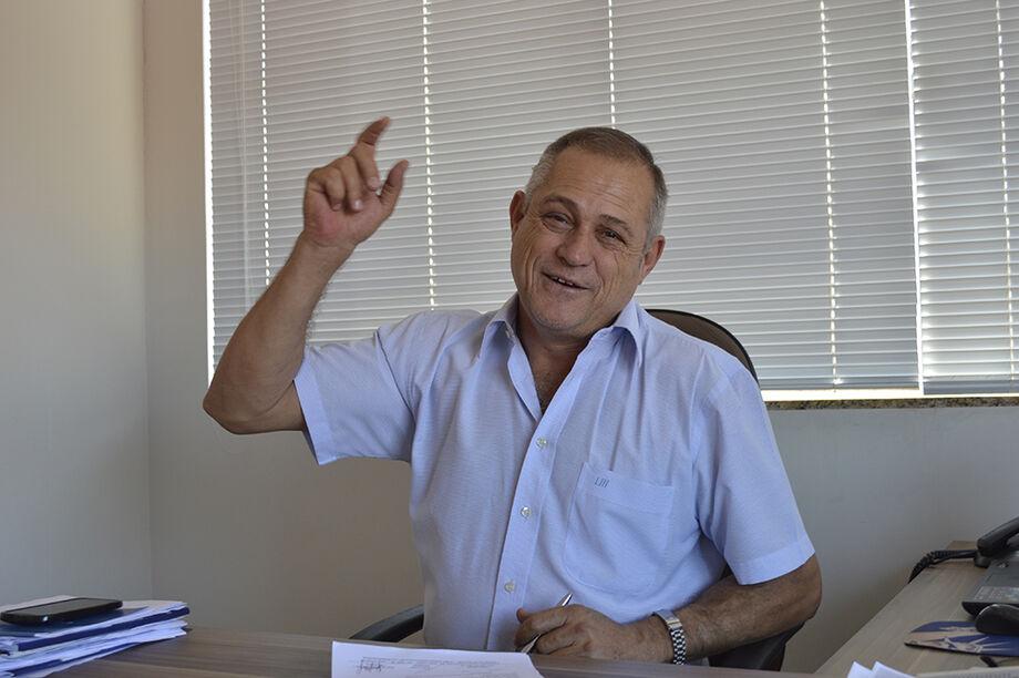 Presidente da Federação dos Trabalhadores no Comércio e Serviços de Mato Grosso do Sul – Fetracom e pres. do Sind. dos Comerciários de Dourados.