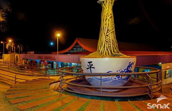O Festival teve início no domingo (05) e segue até o dia 12 de agosto. A programação conta ainda com shows musicais, danças, exposições, atrações culturais e a cerimônia do saquê.