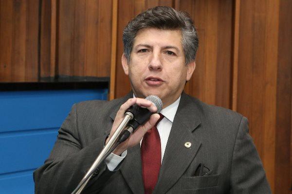 Deputado Lidio Lopes é o propositor da sessão solene