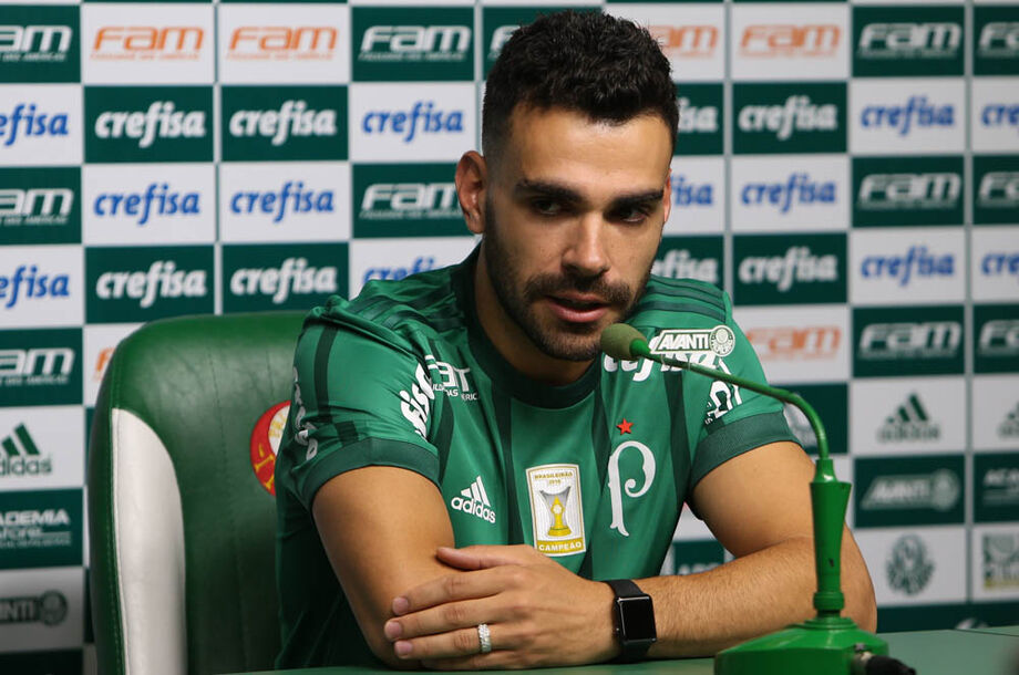 Para o Palmeiras, ainda há um possível favoritismo, algo negado por Bruno Henrique