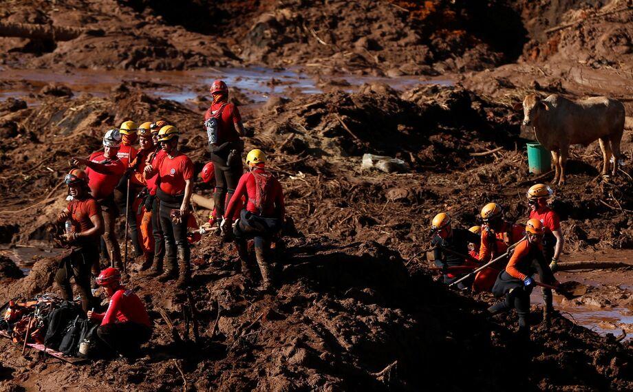 O rompimento nas barragens de Brumadinho, já é considerada uma das maiores tragedias do Brasil