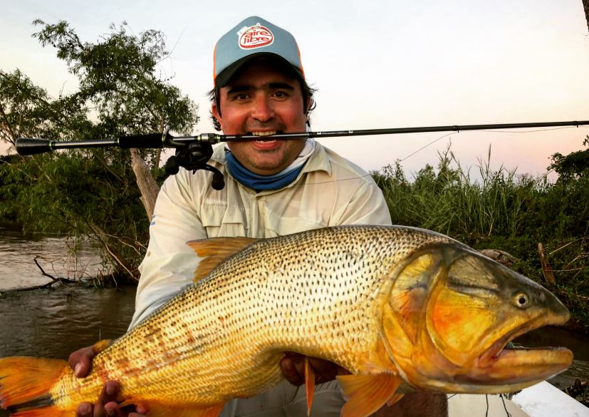 Um dos diferenciais do torneio é que, além de desafiar seis dos maiores peixes de água doce do mundo – Aruana, Dorada, Piraíba, Pirarara, Pirarucu e Tucunaré