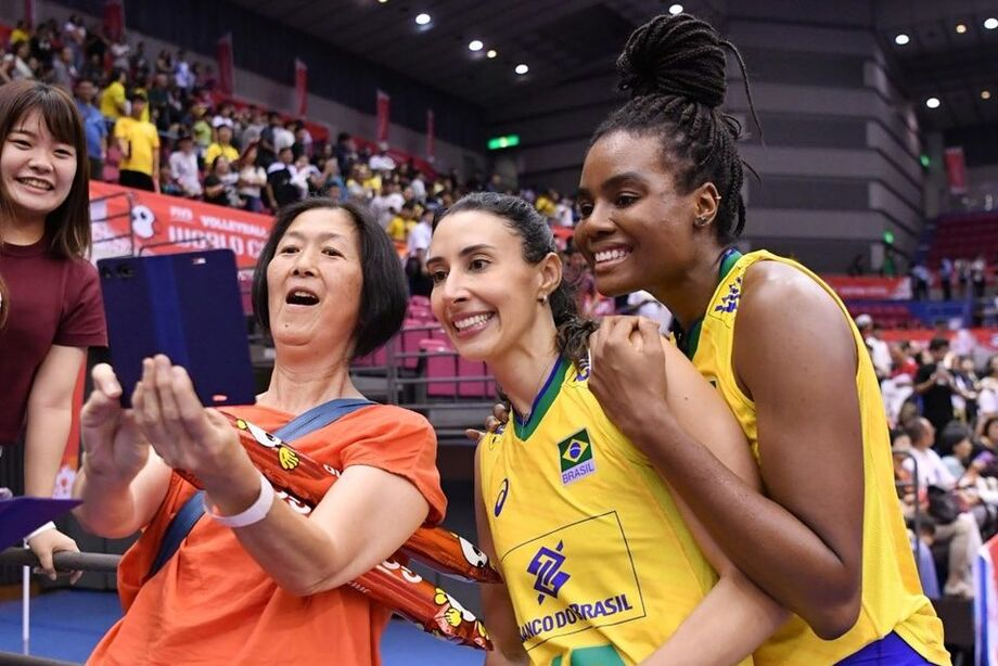 Pela quinta rodada, o Brasil jogará pela última vez em Hamamatsu