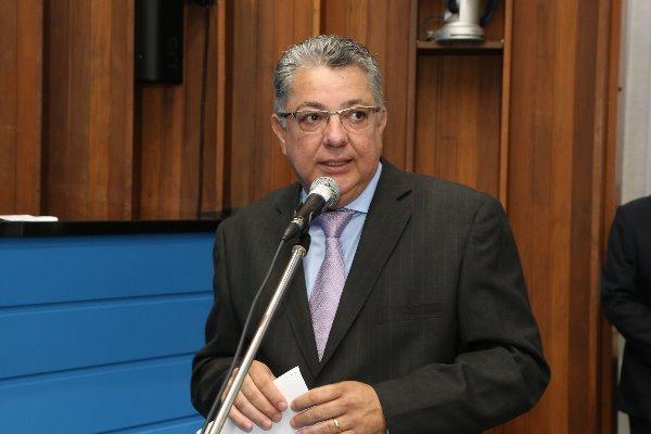 O deputado estadual Evander Vendramini (PP)
