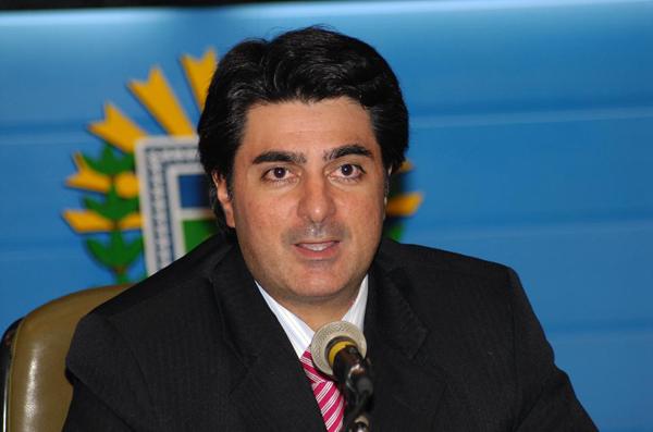 Carlos Alberto Garcete é juiz do 1º Tribunal do Júri de Campo Grande