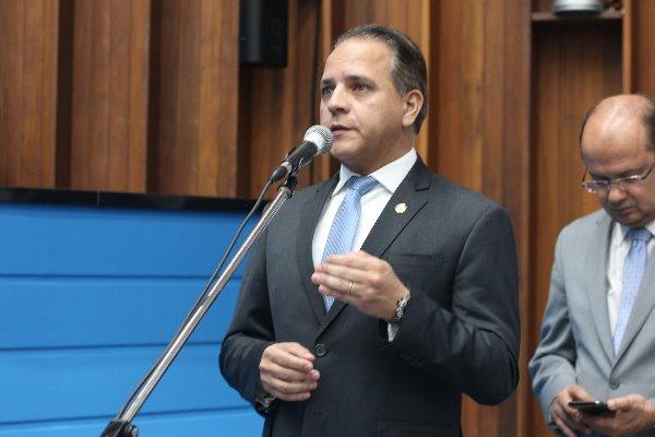 Deputado estadual Coronel David apresentou uma indicação ao prefeito da Capital Marquinhos Trad