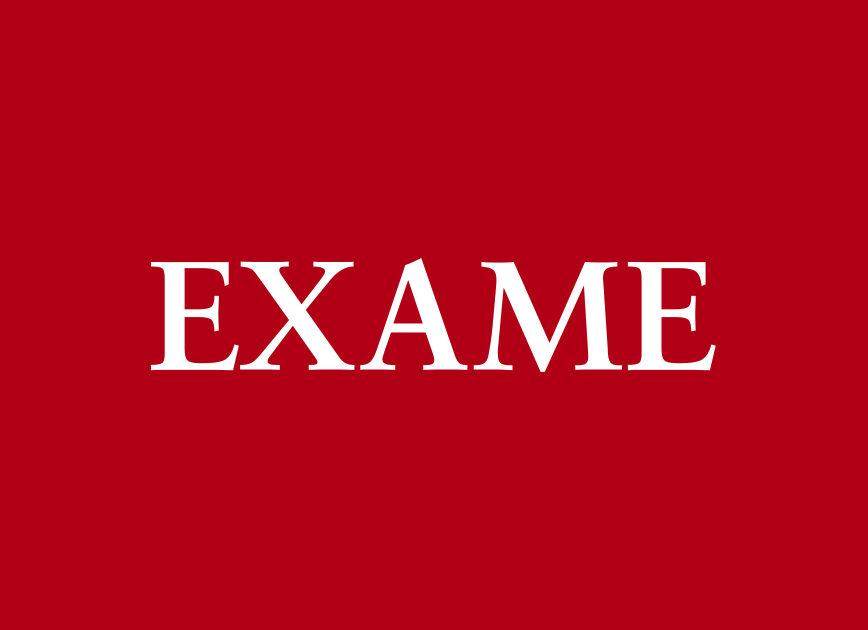 A revista Exame foi leiloada pela Mega Leilões no valor de R$72,374 milhões, por meio de lances orais