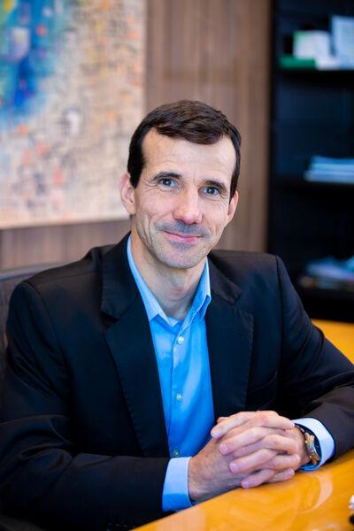 Julio Cardozo é diretor executivo de Riscos no Banco Cooperativo Sicredi